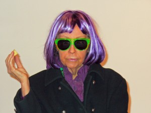 Her 15 Minutes at an End: Ultra Violet dead at 78
